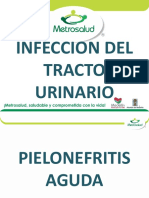 INFECCION URINARIA  U DE A
