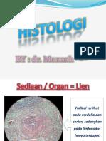 HISTOLOGI imun