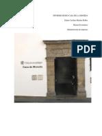 Informe Del Museo