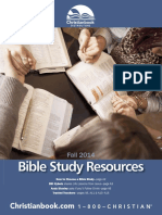Bible Study Resourses