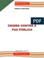Crimes Contra a Paz Pública - Murillo Santana