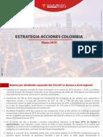 Estrategia RV Marzo 2019 Corredores Davivienda