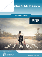 Brochure Taller SAP Basico