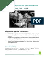 Copia de Clase 1. Problemas filosóficos en el cine_ poder, identidad y ética..docx