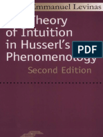 Levinas Emmanuel - The Theory of Intuition in Husserls Phenomenology.pdf