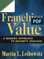Leibowitz - Franchise Value.pdf