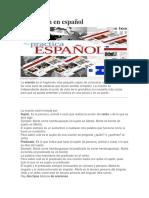 La oración en español TAREA DE BEATRIZ PARA EL SABADO ---.docx