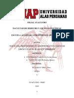 INICIO DEL PROCEDIMIENTO ADMINISTRATIVO, INICIO DE OFICIO Y PARTE, PLAZOS Y TÉRMINOS.pdf
