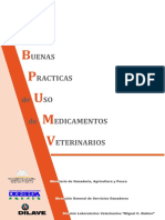 Manual de Buenas Practicas de Uso de Medicamentos Veterinarios