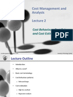 CMA Lecture 2 - Cost Behaviour, Cost Drivers and Cost Estimation (Student version)(4).pptx