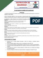 ESTANDAR DE SUSTANCIAS QUIMICAS PELIGROSAS.docx