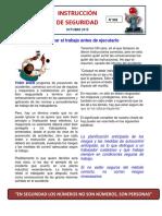 INSTRUCTIVO DE SEGURIDAD N° 302 TODO BUEN TRABAJAO TIENE QUE SER PLANIFICADO.docx