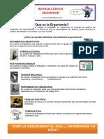 INSTRUCTIVO DE SEGURIDAD N° 315 QUE ES LA ERGONOMIA.docx