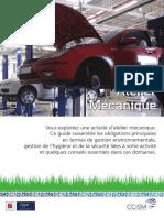 Guide Environnement Hygiene Securite Mecanique