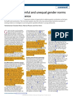 Addressing Harmful and Unequal Gender Norms in Early Adolescence (3)