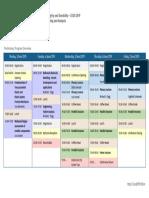 Icsid2019 Program Overview v0.1