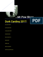 Mr.pow Share Dork 2019