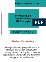 Strategic HRM Seesion 4