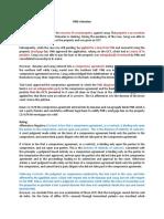 3. Pledge Cases and Antichresis
