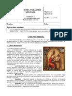 Apunte Literatura Medieval