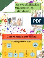 Jornada de Sensibilización y Actualización en Hidatidosis