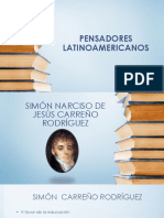 pensadores latinoamericanos