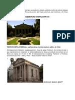 Arquitectura Griega Santiago de Chile