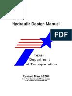 TX - Hydraulic Design Manual.pdf