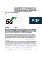 5G introduction.docx