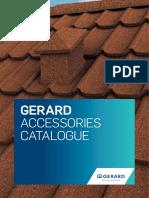 Gerard Accessories Katalog