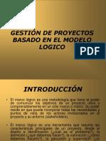 2- Gestión de Proyectos Basado en El Modelo Logico