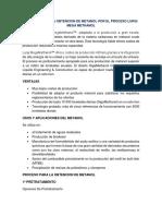 PROCESO LURGI MEGA METHANOL.docx