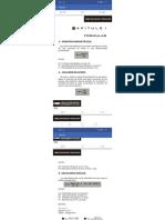 Fórmulas de Perforacion