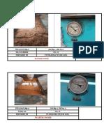 Foto Titik & Pembacaan Manometer Pemancangan PGN Dumai