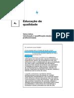 4 educação de qualidade