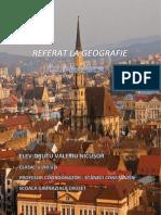 REFERAT LA GEOGRAFIE cluj napoca213246567.docx
