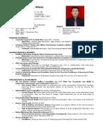 CV Muhammad Prastieto Ikhsan