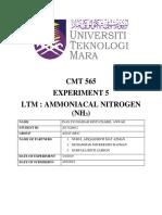 CMT 565 ammonia.docx