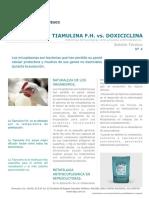 BOLETIN TECNICO TIAMULINA