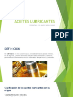 Aceites Lubricantes Power-Angel Parra Chileno