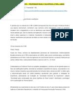 1 - CRONOLOGIA ESPÍRITA – Professor Rivail e Sua Época (1795 a 1856)