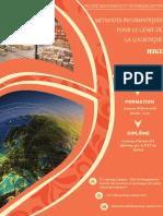 FST Settat Licence Professionnelle Methode Informatique Pour La Genie Logestique