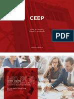 Bruchure ceep Corporación Universitaria CORSALUD