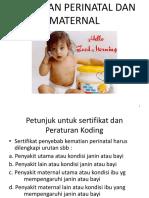 Kematian Perinatal & Maternitas l .pptx