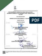 PO-CA-MA-0018-2017 - INSTALACION DE ANDAMIOS PARA TRABAJOS EN ALTURA.pdf
