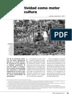 La Asociatividad Como Motor de La Agricultura - Vania Salas - Instituto Del Peru Smp