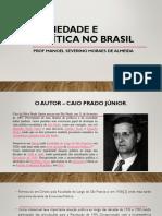 Sociedade e Política No Brasil I [Salvo Automaticamente]