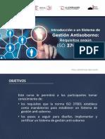 Curso ISO 37001 - Leopoldo Colombo