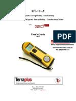 KT-10 User Manual (GR)