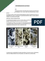 METEORIZACION DE LAS ROCAS 1.docx